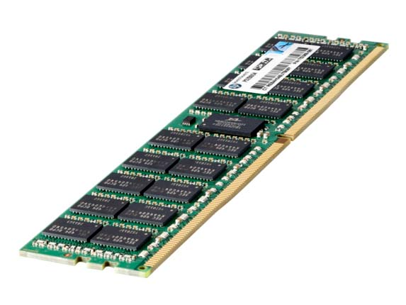 Модуль памяти HP Enterprise SmartMemory 8ГБ DIMM DDR3 REG 1600МГц, 647879-B21