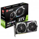 Картинка Видеокарта MSI nVidia GeForce RTX 2060 GDDR6 6GB, RTX 2060 GAMING 6G