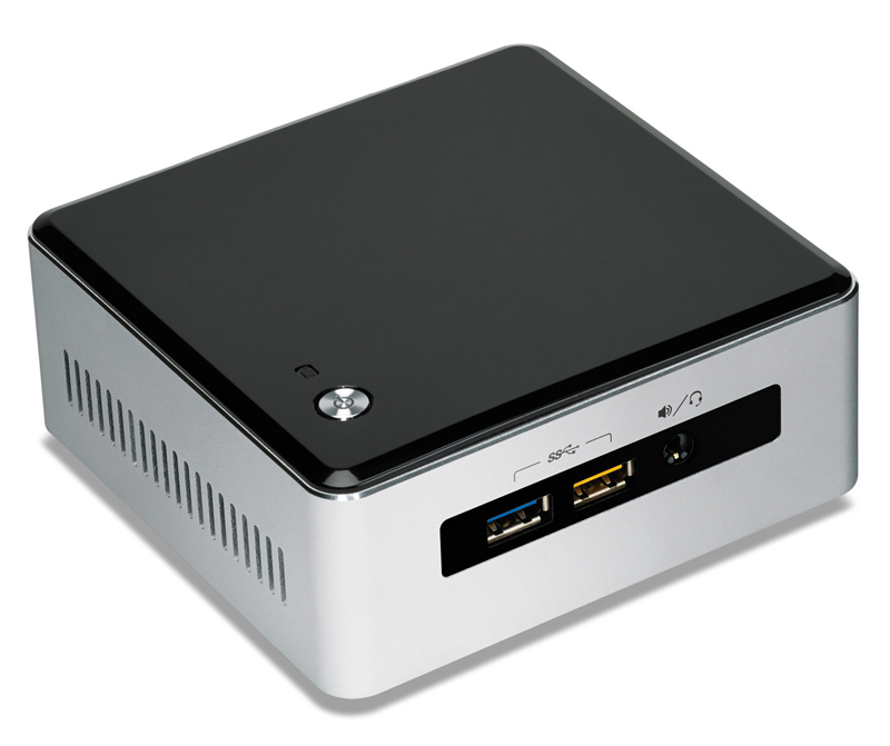 Платформа Intel NUC5I7RYH  Mini PC, BOXNUC5I7RYH