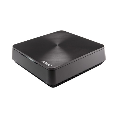 Неттоп Asus VivoPC VM62-G250Z Mini PC, 90MS00D1-M02510