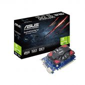 Картинка Видеокарта Asus nVidia GeForce GT 730 DDR3 2GB, GT730-2GD3-V2
