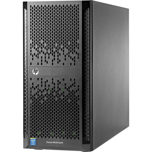 "Сервер HP Enterprise ProLiant ML150 Gen9 3.5"" Tower 5U, 776275-421"