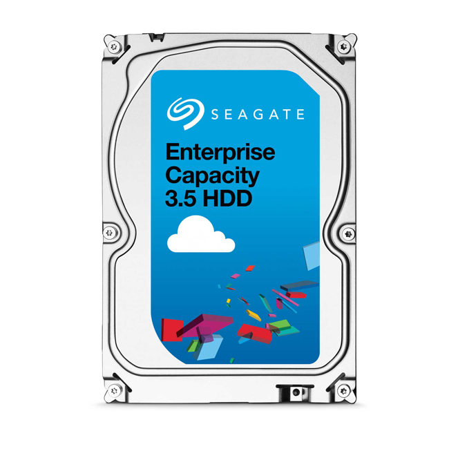 "Диск HDD Seagate Enterprise Capacity 3.5 SATA III (6Gb/s) 3.5"" 1TB, ST1000NM0055"