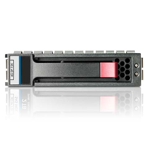 "Диск HDD HP Enterprise Dual Port Midline SAS 2.0 (6Gb/s) 3.5"" 1TB, 507614-B21"