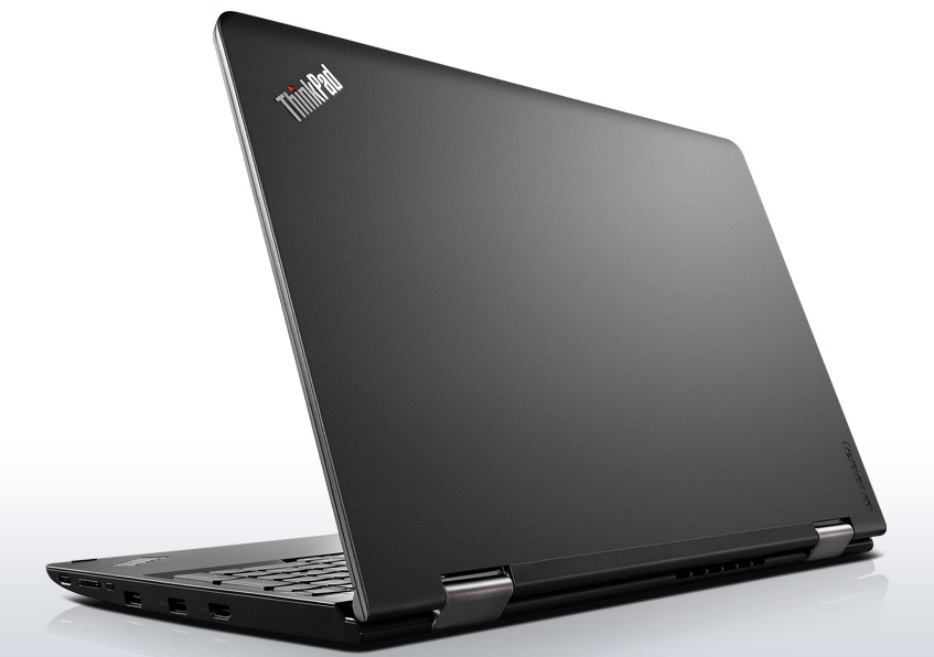 "Ноутбук-трансформер Lenovo ThinkPad Yoga 15 15.6"" 1920x1080 (Full HD), 20DQ001NRT"