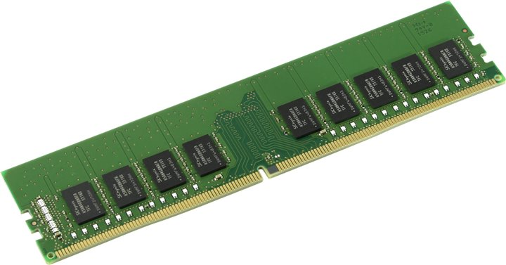 Модуль памяти Kingston ValueRAM 8ГБ DIMM DDR4 ECC 2133МГц, KVR21E15D8/8