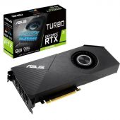 Картинка Видеокарта Asus nVidia GeForce RTX 2060 SUPER GDDR6 8GB, TURBO-RTX2060S-8G-EVO