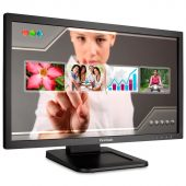 "Картинка Монитор Viewsonic TD2220-2 21.5"" LED TN TouchScreen Чёрный, TD2220-2"
