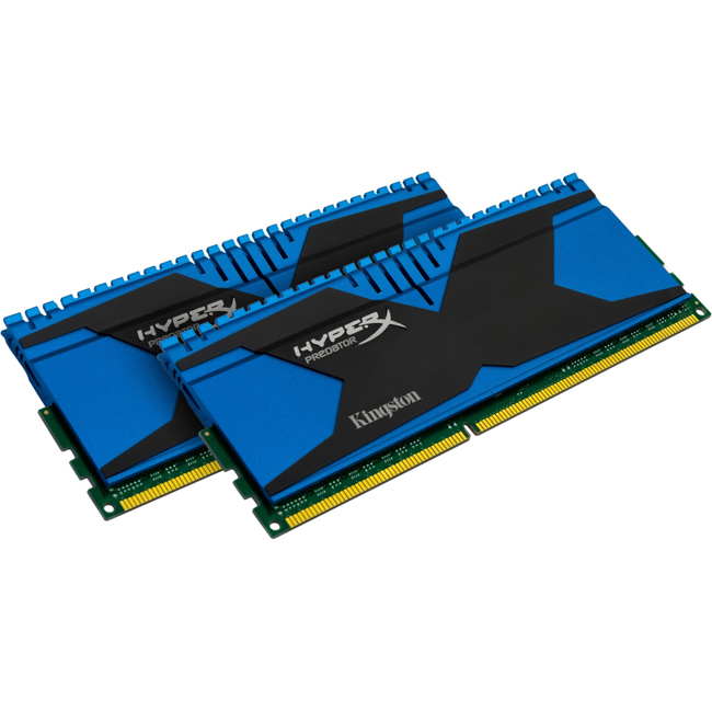 item-slider-more-photo-Фото Комплект памяти Kingston HyperX Predator 8ГБ DIMM DDR3 non ECC , 2133MHz (2х4ГБ), HX321C11T2K2/8 - фото 1