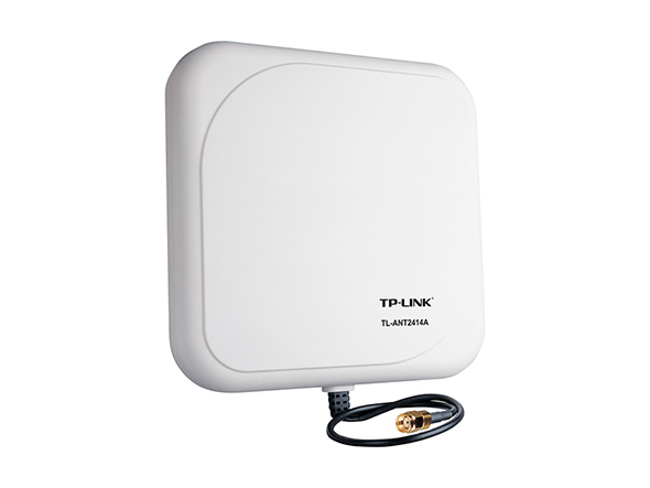 Антенна TP-Link TL-ANT2414A 2.4ГГц 4dBi RP-SMA Male, TL-ANT2414A