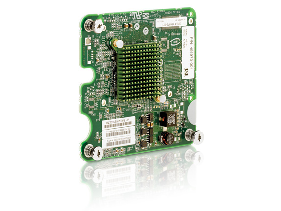 item-slider-more-photo-Фото Адаптер главной шины HP Enterprise BladeSystem c Emulex LPe1205 Fibre Channel 8 Гб/с, 456972-B21 - фото 1