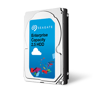 "Диск HDD Seagate Enterprise Capacity 2.5 SAS 3.0 (12Gb/s) 2.5"" 2TB, ST2000NX0273"
