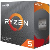 Картинка Процессор AMD Ryzen 5-3400G 3700МГц AM4, Box, YD3400C5FHBOX