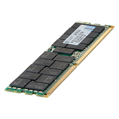 Модуль памяти HP Enterprise SmartMemory 4ГБ DIMM DDR3L REG 1333МГц, 647893-B21