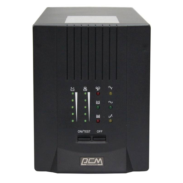 ИБП Powercom SMART KING PRO PLUS 3000VA, SPT-3000VA