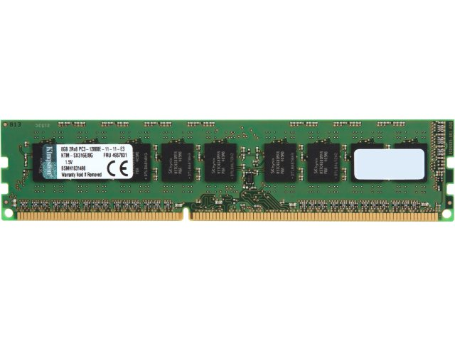 item-slider-more-photo-Фото Модуль памяти Kingston для IBM 8ГБ DIMM DDR3 ECC 1600МГц, KTM-SX316E/8G - фото 1
