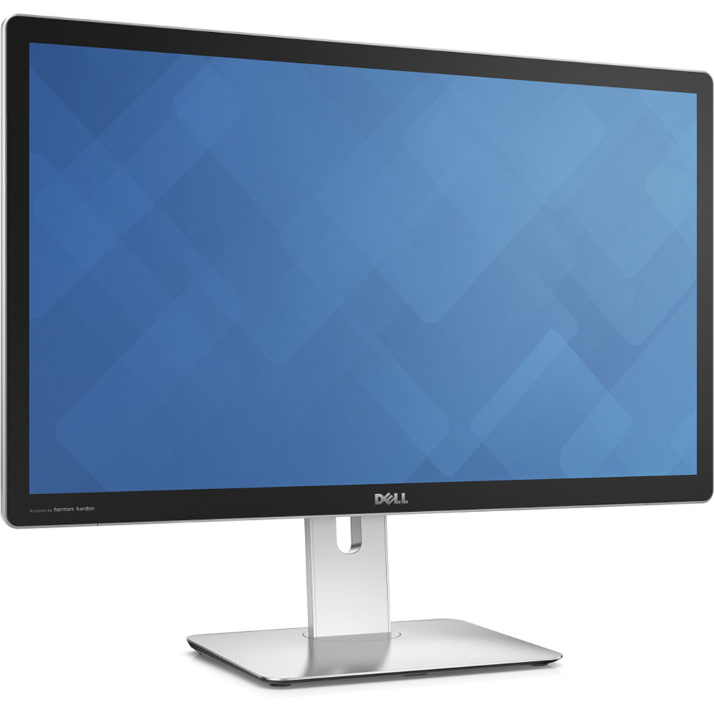 "Монитор Dell UP2715K 27"" LED IPS Чёрный, 2715-0883"