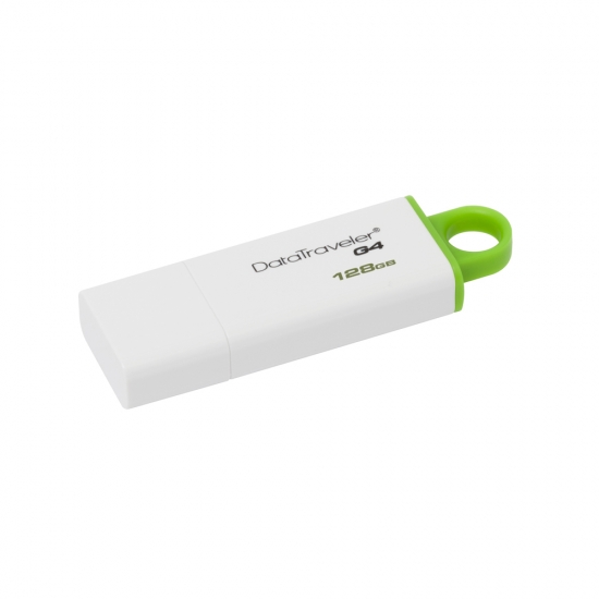 USB накопитель Kingston DataTraveler G4 USB 3.0 128GB, DTIG4/128GB