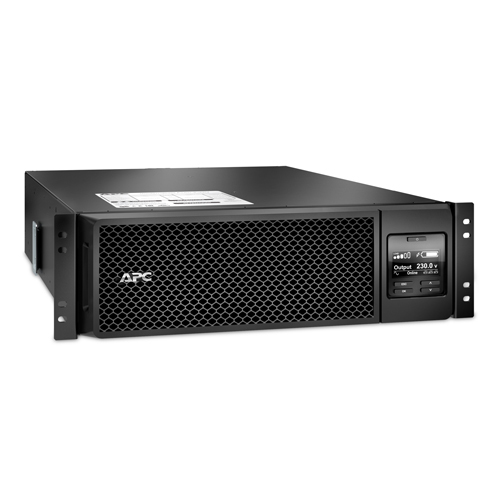 ИБП APC by Schneider Electric Smart-UPS SRT 5000VA RM, SRT5KRMXLI