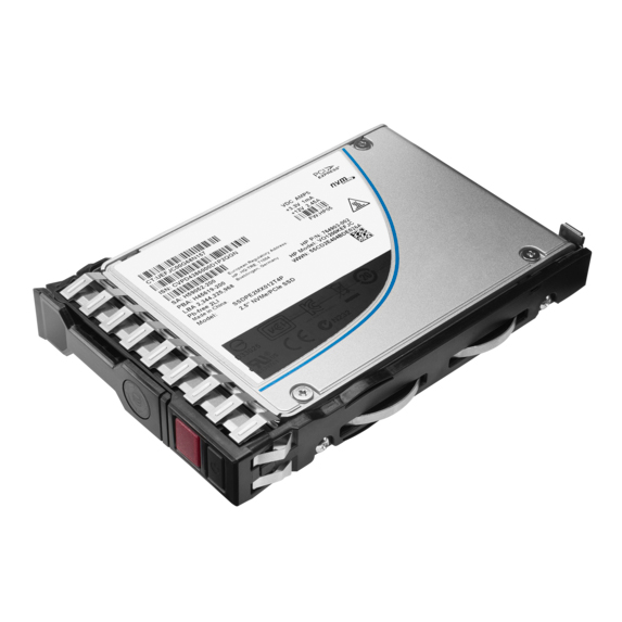 "item-slider-more-photo-Фото Диск SSD HP Enterprise Mixed Use-1 2.5"" 800GB SAS 3.0 (12Gb/s), 846434-B21 - фото 1"