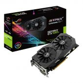 Картинка Видеокарта Asus nVidia GeForce GTX 1050Ti GDDR5 4GB, STRIX-GTX1050TI-O4G-GAMING