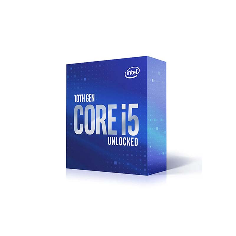 Картинка - 1 Процессор Intel Core i5-10600KF 4100МГц LGA 1200, Box, BX8070110600KF