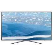 Картинка Телевизор Samsung Series 6 55'' 4k Ultra HD (3840x2160) Серебристый, UE55KU6400UX