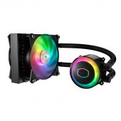 Картинка Радиатор Cooler Master MasterLiquid ML120R RGB 4-pin + 3-pin, MLX-D12M-A20PC-R1