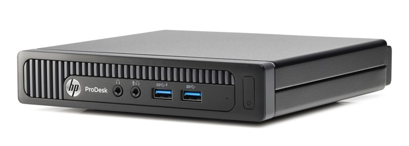 Настольный компьютер HP ProDesk 400 G1  Mini PC, N9E88ES