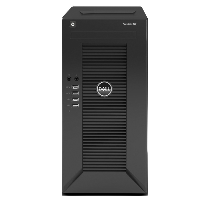 "Сервер Dell PowerEdge T20 3.5"" Tower , 210-ACCE-011"