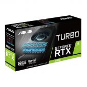 Видеокарта Asus nVidia GeForce RTX 2070 GDDR6 8GB, TURBO-RTX2070-8G-EVO