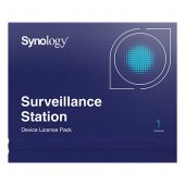 Картинка Лицензия Synology Surveillance Station Pack 1, LICENCEPACK1DEVICE
