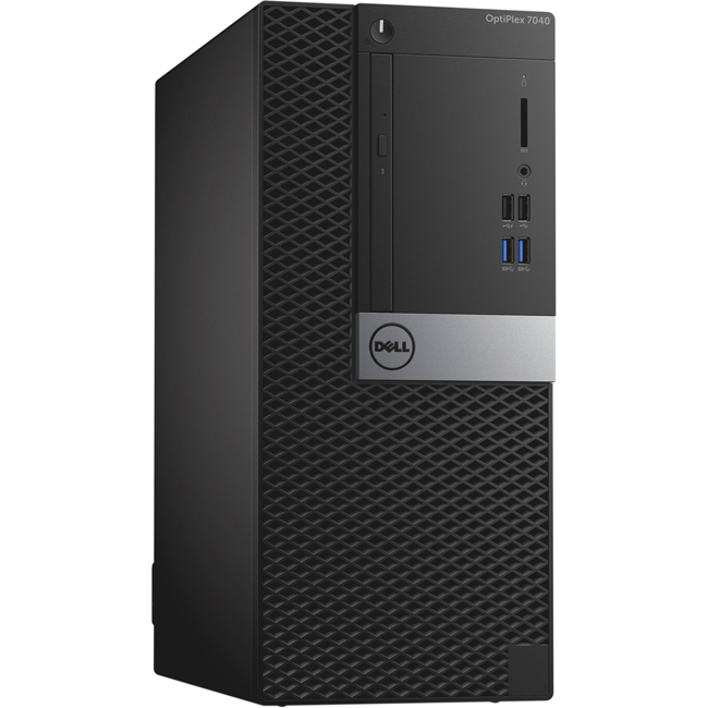 Настольный компьютер Dell Optiplex 7040  Minitower, 7040-0057