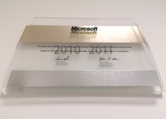 Microsoft Gold Certified Partner 2010