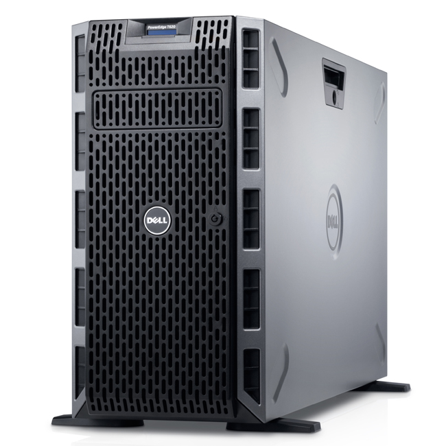 "Сервер Dell PowerEdge T630 3.5"" Tower 5U, 210-ACWJ-12"