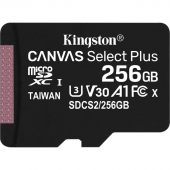 Картинка Карта памяти Kingston microSDXC UHS-I Class 3 256GB, SDCS2/256GBSP