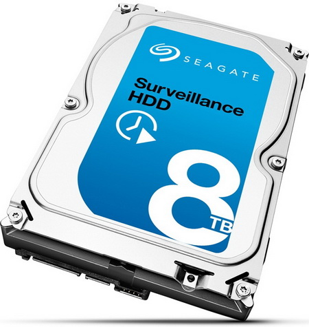 "item-slider-more-photo-Фото Диск HDD Seagate Surveillance SATA III (6Gb/s) 3.5"" 8TB, ST8000VX0002 - фото 1"
