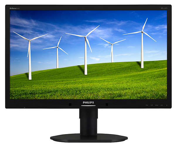 "item-slider-more-photo-Фото Монитор Philips 231B4QPYCB 23"" LED IPS Чёрный, 231B4QPYCB/00 - фото 1"