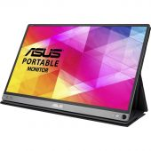"Картинка Монитор Asus ZenScreen MB16AC 15.6"" IPS Серый, MB16AC"