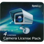 Картинка Лицензия Synology Surveillance Station License Pack 4, LICENCEPACK4