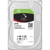 "Диск HDD Seagate IronWolf SATA III (6Gb/s) 3.5"" 8TB, ST8000VN004"