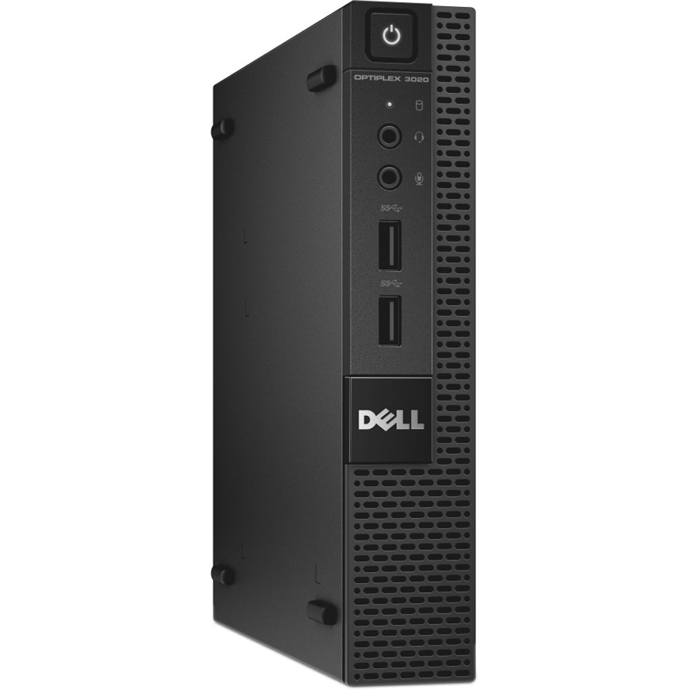 Настольный компьютер Dell Optiplex 3020  Mini PC, 3020-0410