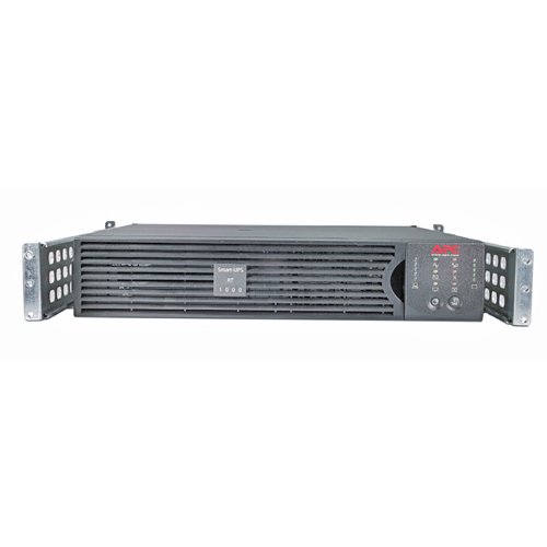 ИБП APC by Schneider Electric Smart-UPS RT 1000VA, SURT1000RMXLI
