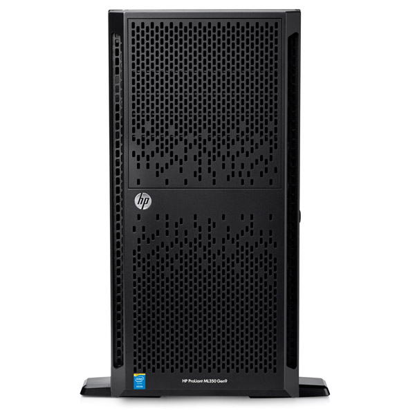 "Сервер HP Enterprise ProLiant ML350 Gen9 2.5"" Tower 5U, 765822-421"