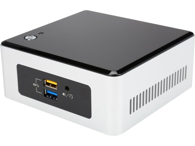 Платформа Intel NUC5CPYH  Mini PC, BOXNUC5CPYH