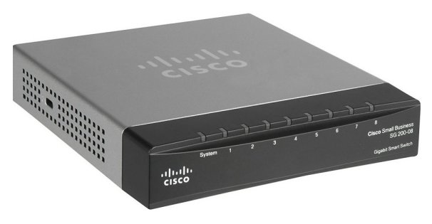 item-slider-more-photo-Фото Коммутатор Cisco SLM2008T Smart 8-ports, SLM2008T-EU - фото 1