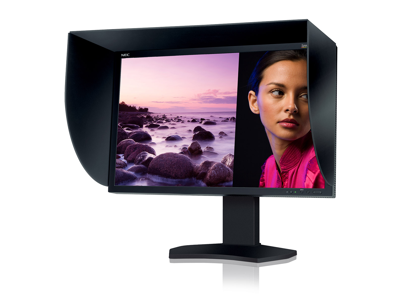 "Монитор NEC SpectraView® Reference 272 27"" LED IPS Чёрный, SVREF.272"