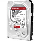 "Картинка Диск HDD WD Red SATA III (6Gb/s) 3.5"" 8TB, WD80EFAX"