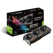 Картинка Видеокарта Asus nVidia GeForce GTX 1070 Gaming GDDR5 8GB, STRIX-GTX1070-8G-GAMING