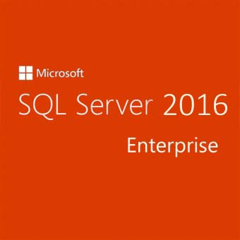 Лицензия на 2 ядра Microsoft SQL Server 2016 Enterprise Single OLP Бессрочно 7JQ-01013